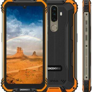 Móvil Resistente Doogee S58 Pro 6GB / 64GB Android Teléfono 4G Smartphone desbloqueado
