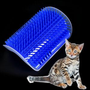 producto para mascotas suministros para gatos dispositivo de masaje para gatos tapete con_ws