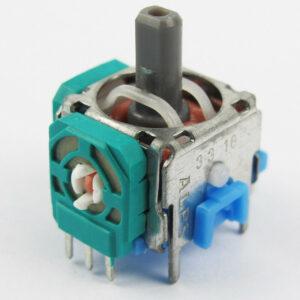 2 piezas de reparación de joystick de palanca analógica para controlador de juegos