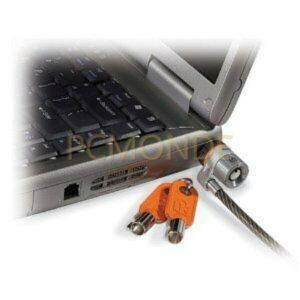Cable de seguridad y candado para notebook Kensington MicroSaver para PC / Mac (64068) (pp)