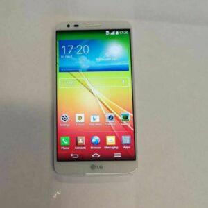 Desbloqueado LG G2 D802 Android Cell Teléfono inteligente Teléfono móvil 32GB Blanco Reino Unido SIM GRATIS