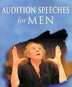Discursos de audición para hombres, Usados;  Libro aceptable