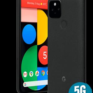 GOOGLE PIXEL 5 5G TELÉFONO MÓVIL 128gb NEGRO - ENVÍO MUNDIAL
