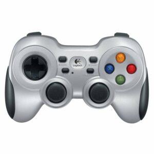 Logitech Gamepad Controlador de juegos inalámbrico con cable Todos los modelos para PC Android TV JE