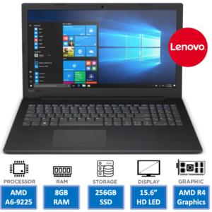 """Nueva computadora portátil para juegos 15.6 """"AMD A6-9225 3.10Ghz Win 10 HDMI SSD Radeon R4 Graphics"""