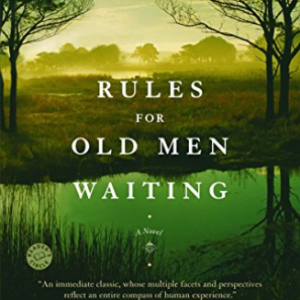 `Pouncey, Peter`-Rules For Old Men Waiting (Importación USA) BOOK NUEVO