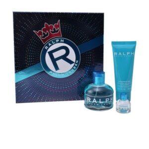 Set de Perfume Mujer Ralph Ralph Lauren (3 pcs)