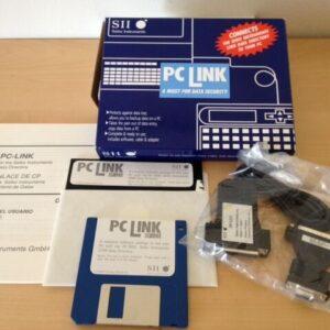Usado - Kit de conexión PC LINK A MUST PARA LA SEGURIDAD DE DATOS - SII Seiko Instruments