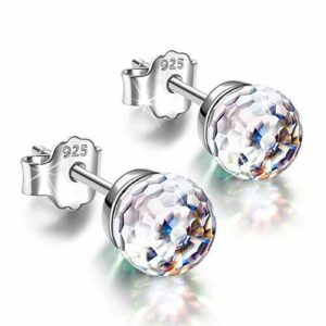 Alex Perry Gifts for Her Gifts for Women Pendientes de plata de ley para mujer ...