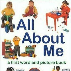 All About Me: Un Primero Word Y Imagen Libro Tapa Dura Lorenz Books