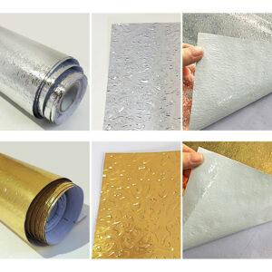 Encimeras Etiqueta de la pared Estantes Cubierta del horno Electrodomésticos 1pc Cocina Anti-Oil