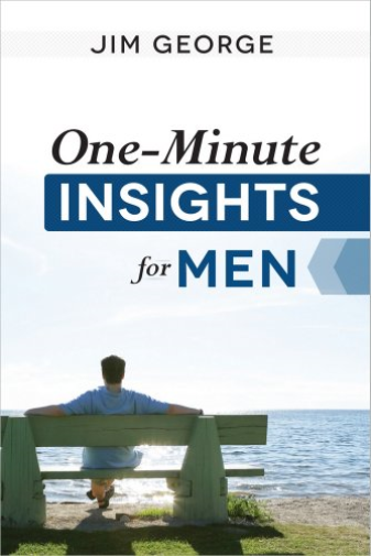 George, Jim-One-Minute Insights For Men (Importación USA) BOOK NUEVO