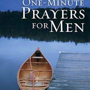 `Lyda, Hope`-One-Minute Prayers For Men (Importación USA) BOOK NUEVO