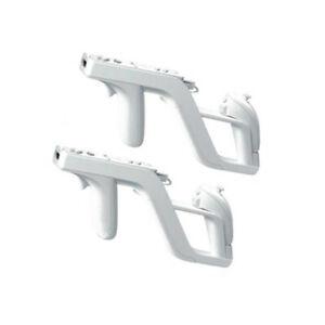 Pistola Zapper desmontable de 1 pieza para accesorios de juego con control remoto Nintendo Wii