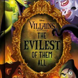 Villanos de Disney Los más eviles de todos NUEVOS libros de iglú