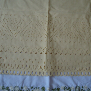 Traje Salwar Kameez indio paquistaní sin costuras de algodón cortado con láser de última moda