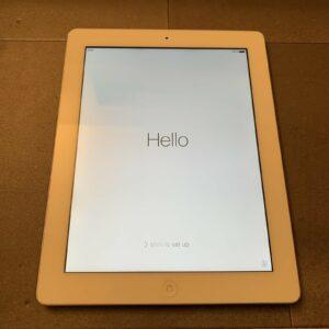 Apple iPad de 3.ª generación de 64 GB, Wi-Fi, 9,7 pulgadas • Blanco