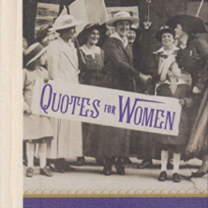 Applewood Books-Quotes For Women (Importación USA) HBOOK NUEVO