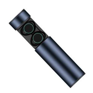 Auriculares Bluetooth V5.0, Auriculares intrauditivos inalámbricos verdaderos (negro)