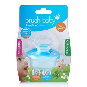Brush Baby FrontEase Mordedor para bebés - Azul