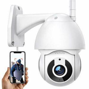 Cámara CCTV Cámara de seguridad Victure 1080P al aire libre para seguridad en el hogar con