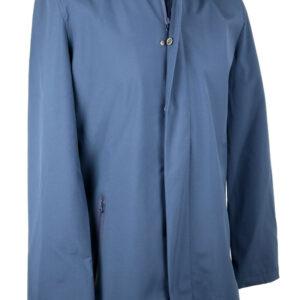 Conocimiento Ropa de algodón Soft Shell Capa de abrigo Revestimiento PET Reciclado Gr.  M, blau