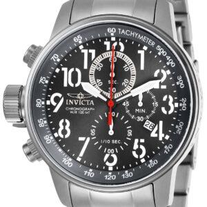 Invicta 28743 I-Force Reloj de cuarzo con cronógrafo y esfera de bronce