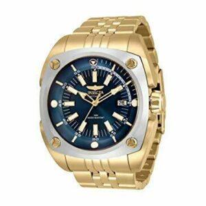 Invicta 32065 Reserve Reloj automático con esfera azul de 3 manecillas para hombre