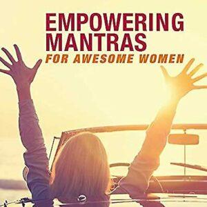 Mantras de empoderamiento para mujeres impresionantes, libros, CICO, usados;  Muy buen libro