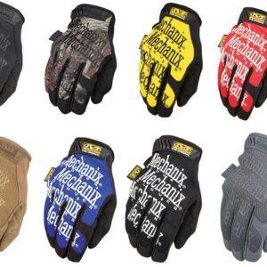 Mechanix Wear Guante Original Outdoor Jagd KSK BW Tactical Arbeit Handschuhe