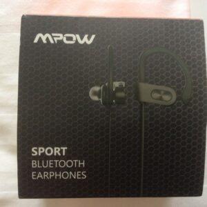 Mpow IPX7 Auriculares Bluetooth impermeables Auriculares deportivos para gimnasio