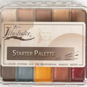 New Skin Illustrator Starter Makeup Palette Small PPI Premiere Products Inc
