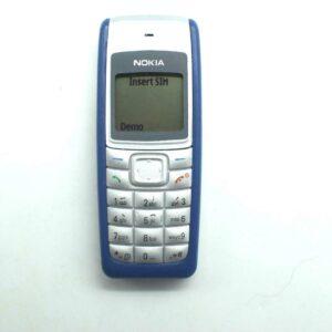 Nokia 1110i Sim Free Desbloqueado Blue Handset Teléfono celular móvil