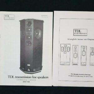 Original Bedienungsanleitung TDL ELECTRONICS