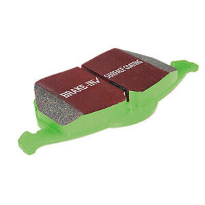 Pastillas de freno delanteras EBC Greenstuff / Green Stuff Performance - DP61803