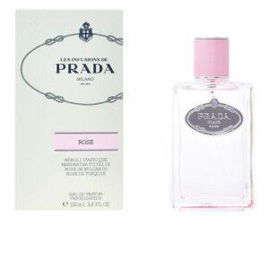 Perfumes Prada mujer INFUSION ROSE edp vaporizador 100 ml