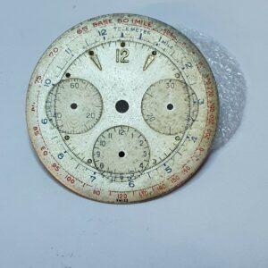 Reloj de esfera Valjoux 72