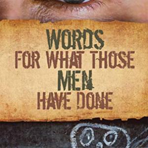 Richard Jeffrey Newman-Words For What Those Men Hav (Importación USA) BOOK NUEVO