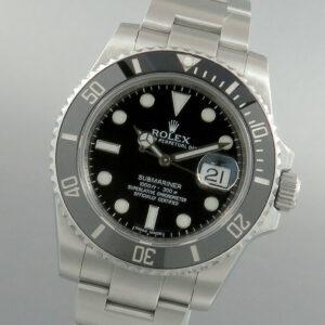Rolex Submariner Date 116610LN Keramik Chromalight Aleatorio