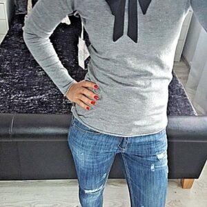 Samanta's Kiosk Fashion - Suéter con blusa para mujer y niñas