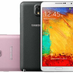 Samsung Galaxy Note 3 32GB Sim desbloqueado Mezcla de teléfonos Android gratis GRADOS