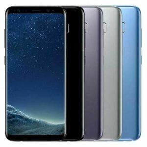 Samsung Galaxy S8 G950F - 64GB - Smartphone Negro Plata Violeta Libre - Nuevo