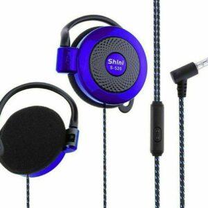 Sport Q170 Auriculares intrauditivos con bajos Auriculares para correr Auriculares estéreo EarHook + MIC