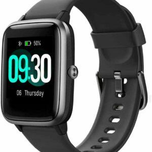 Willful Smart Watch para teléfonos Android y teléfonos iOS Compatible con iPhone Samsung